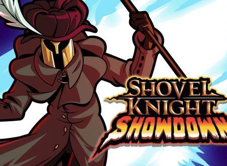 Shovel Knight Showdown, pubblicato un nuovo trailer dedicato a Mr Hat
