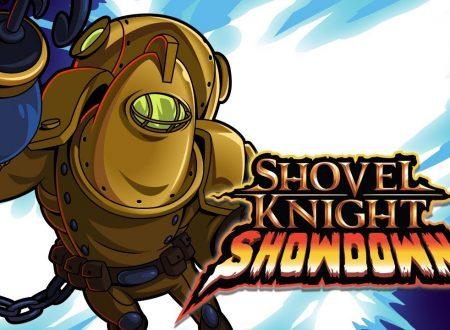 Shovel Knight Showdown, pubblicato un nuovo trailer dedicato a Treasure Knight