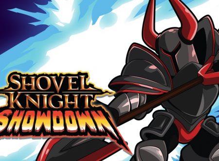 Shovel Knight Showdown, pubblicato un trailer dedicato a Black Knight