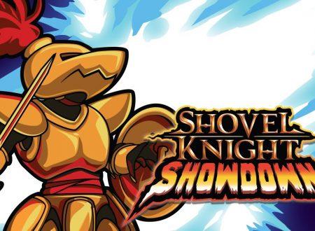 Shovel Knight Showdown, pubblicato un trailer dedicato a Goldarmor