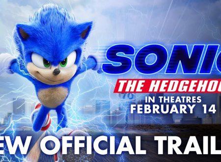 Sonic The Hedgehog: pubblicato un nuovo trailer ufficiale del film dedicato all'istrice blu
