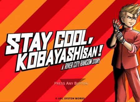 Stay Cool, Kobayashi-sai!: A River City Ransom Story, uno sguardo in video al titolo dai Nintendo Switch europei
