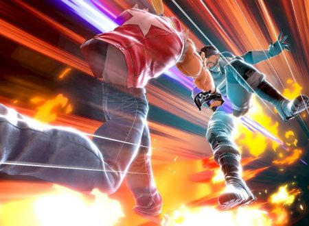 Super Smash Bros. Ultimate: il DLC di Terry Bogard è disponibile da oggi sui Nintendo Switch europei
