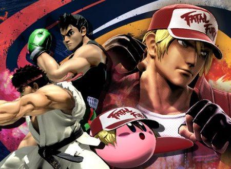 Super Smash Bros. Ultimate: svelato l'arrivo del torneo: Faccia a faccia