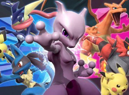 Super Smash Bros. Ultimate: svelato l'arrivo del torneo: Pokèmon Spada e Pokèmon Scudo