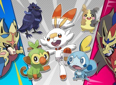 Super Smash Bros. Ultimate: svelato l'arrivo dell'evento degli spiriti: Nuovi Pokémon dalla regione di Galar
