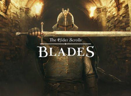 The Elder Scrolls: Blades, il titolo è ufficialmente rinviato all'inizio 2020 su Nintendo Switch