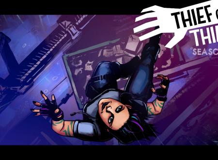 Thief of Thieves: pubblicato il trailer di lancio del titolo su Nintendo Switch