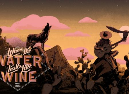 Where the Water Tastes Like Wine: il titolo è in arrivo il 29 novembre sull'eShop di Nintendo Switch.