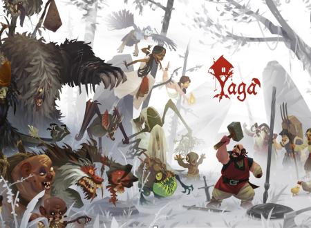 Yaga: pubblicato il trailer di lancio del titolo dai Nintendo Switch europei