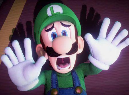 Luigi Mansion 3: il titolo è ora il più venduto nel breve periodo su Nintendo Switch nel Regno Unito