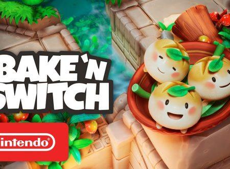 Bake 'n Switch: il titolo in arrivo nell'estate 2020 sull'eShop di Nintendo Switch