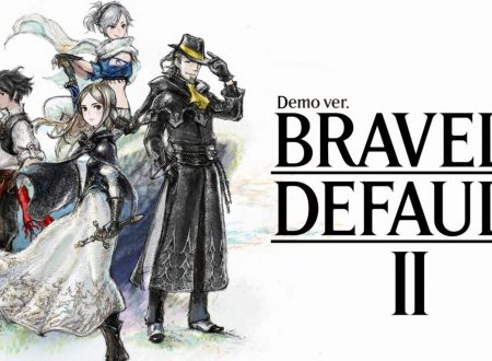 Bravely Default II: annunciato l'arrivo di una demo, ora disponibile sui Nintendo Switch europei