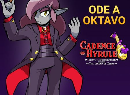 Cadence of Hyrule: ora disponibile Ode a Oktavo come aggiornamento gratuito su Nintendo Switch