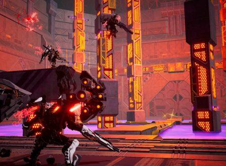 Daemon X Machina: annunciato l'arrivo di un nuovo aggiornamento settimana prossima su Nintendo Switch