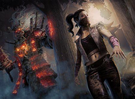 Dead by Daylight: ora disponibile il DLC Cursed Legacy, con Yamaoka Kazan e il survivor Kimura Yui