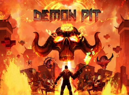 Demon Pit: uno sguardo in video allo shooter arena arcade dai Nintendo Switch europei