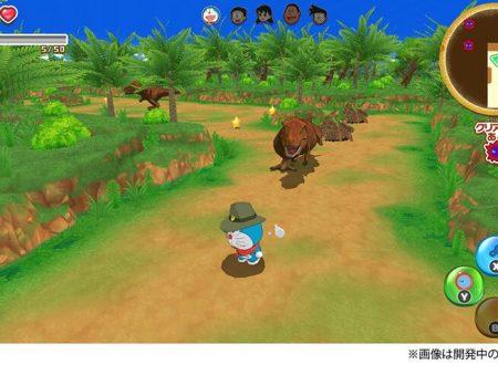 Doraemon: Nobita's New Dinosaur, pubblicati nuovi screenshots sul titolo in arrivo su Nintendo Switch