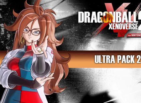 Dragon Ball Xenoverse 2: uno sguardo in video all'Ultra DLC Pack 2 con Androide 21 e Majuub