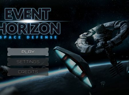 Event Horizon: Space Defense, uno sguardo in video al titolo dai Nintendo Switch europei