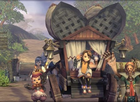 Final Fantasy Crystal Chronicles Remastered Edition, il titolo rinviato all'estate 2020 su Nintendo Switch