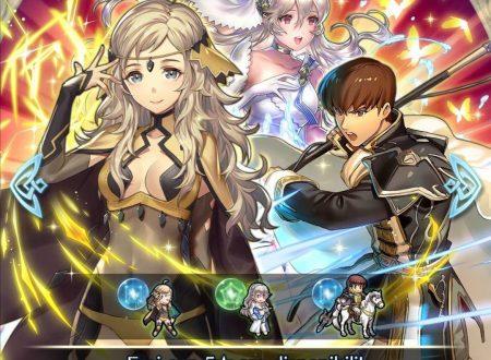 Fire Emblem Heroes: disponibile la preferenza evocazione: eroi con abilità Sprone