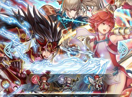 Fire Emblem Heroes: disponibile la preferenza evocazione: settimana dei ritorni 7