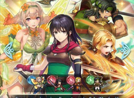 Fire Emblem Heroes: disponibili i nuovi eroi, Inizia il Libro IV: Peony e non solo