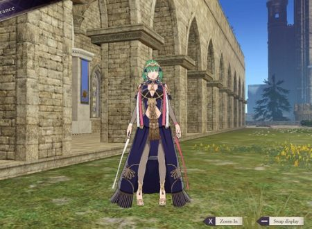 Fire Emblem: Three Houses: l'outfit di Sothis è ora disponibile sui Nintendo Switch europei