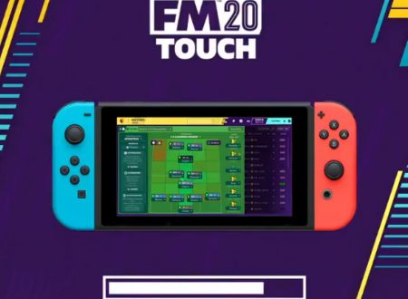 Football Manager 2020 Touch: il titolo sarà disponibile dal 10 dicembre sui Nintendo Switch europei