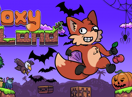 FoxyLand: uno sguardo in video gameplay al titolo dai Nintendo Switch europei