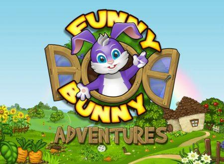 Funny Bunny: Adventures, uno sguardo in video al titolo dai Nintendo Switch europei
