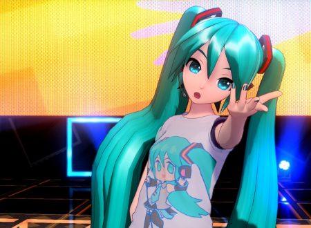 Hatsune Miku: Project Diva MegaMix: pubblicato un nuovo video gameplay sul titolo