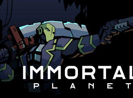 Immortal Planet: uno sguardo in video al titolo dall'eShop di Nintendo Switch