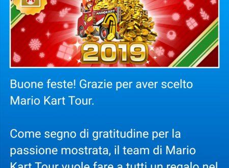 Mario Kart Tour: 2019 monete sono ora in regalo per tutti i giocatori del titolo mobile