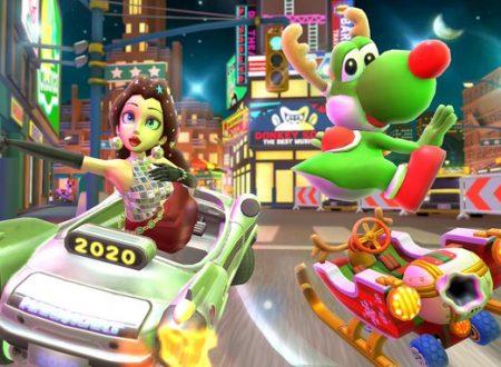 Mario Kart Tour: svelato l'arrivo imminente del Tour Festivo nel titolo mobile