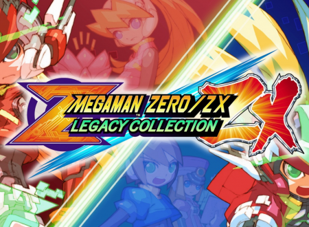 Mega Man Zero/ZX Legacy Collection: il titolo ora in pre-download sull'eShop di Nintendo Switch