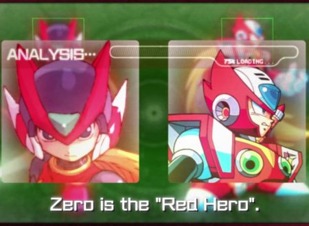 Mega Man Zero/ZX Legacy Collection: pubblicato il nuovo trailer, Red Hero