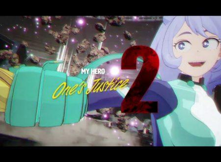 My Hero One's Justice 2: pubblicati due nuovi trailer dedicati ai personaggi