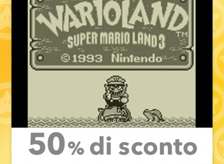 My Nintendo: nuovi sconti per The Legend of Zelda: Ocarina of Time 3D, Wario Land: Super Mario Land 3 ed altri