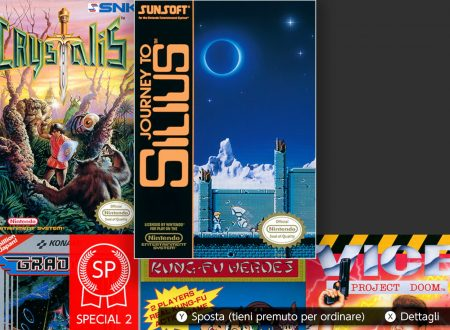 NES – Nintendo Switch Online: ora disponibile la versione 4.1.0 sui Nintendo Switch europei