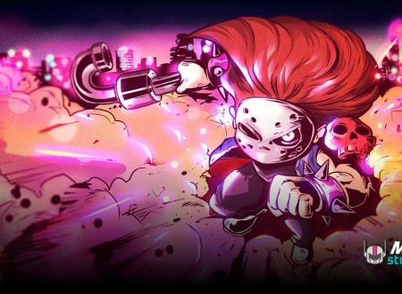 Neon City Riders: il titolo in arrivo all'inizio del 2020 sull'eShop di Nintendo Switch