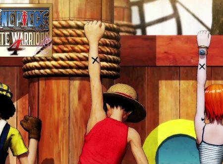 One Piece: Pirate Warriors 4, pubblicato un nuovo trailer dedicato ad Alabasta
