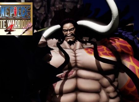 One Piece: Pirate Warriors 4, pubblicato un trailer su Kaido e Big Mom