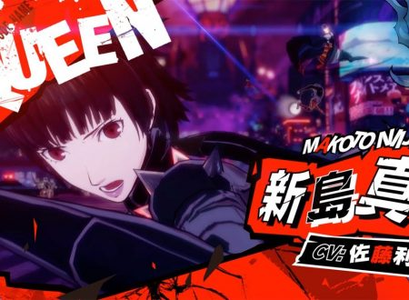 Persona 5 Scramble: The Phantom Strikers, pubblicato un trailer dedicato a Makoto Niijima