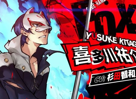 Persona 5 Scramble: The Phantom Strikers, pubblicato un trailer su Yusuke Kitagawa