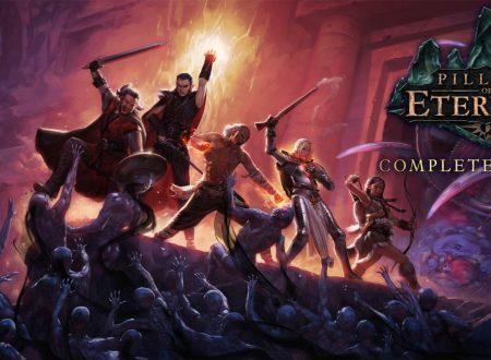 Pillars Of Eternity II: Deadfire, il titolo aggiornato alla versione 2.56.00 su Nintendo Switch