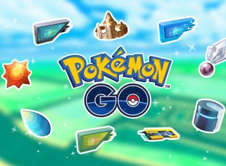 Pokémon GO: ora disponibile il nuovo evento dedicato alle evoluzioni