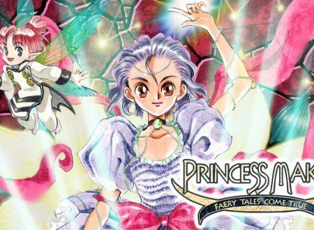 Princess Maker: Fairy Tales Come True, uno sguardo in video al titolo dai Nintendo Switch europei