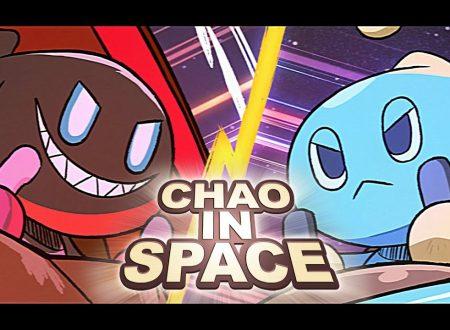 SEGA pubblica Chao in Space, un cortometraggio animato natalizio dedicato ai Chao